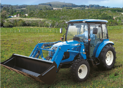 LS tracteur xr4145c