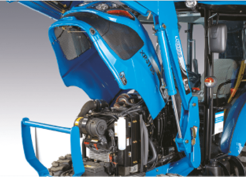 ls tractor xr3135 loader