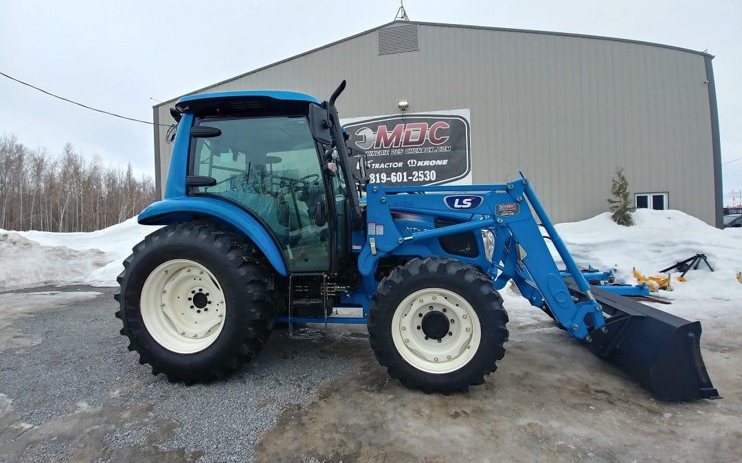 LS Tractor MT573CPS