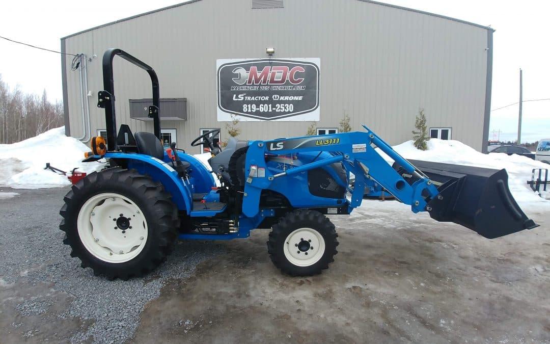 LS Tractor XG3135