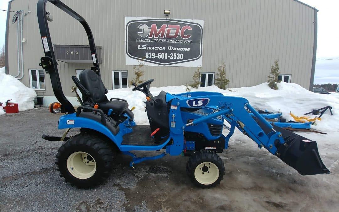 LS Tractor MT125H