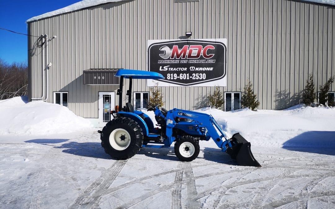 LS Tractor XG3025H